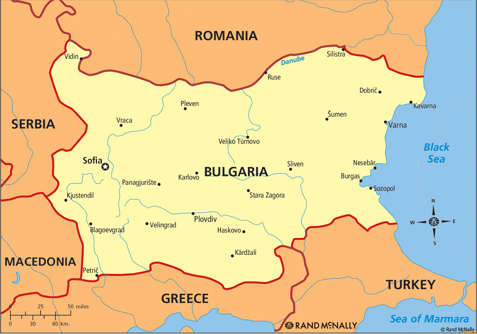 Bulgaria #