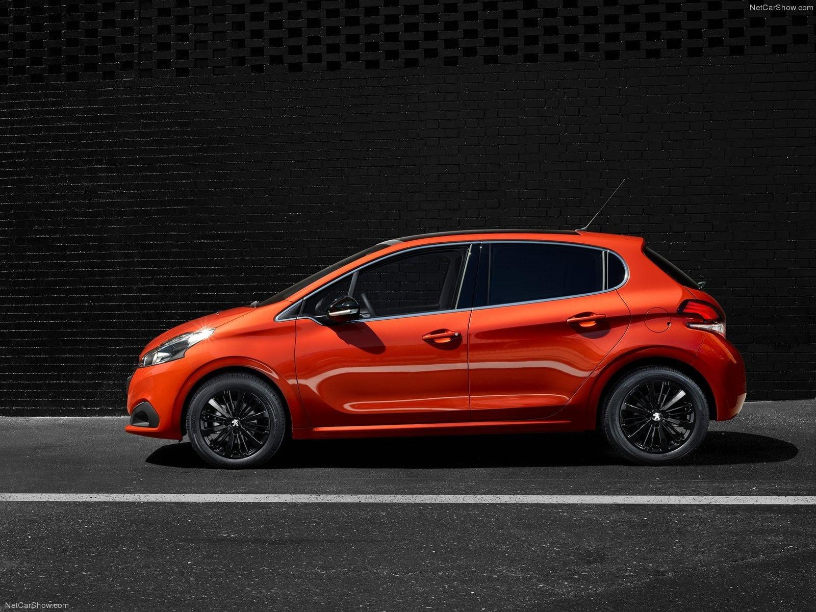 Denmark best selling cars 2016