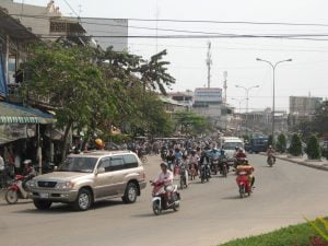 Laos Vehicles Market in 2015