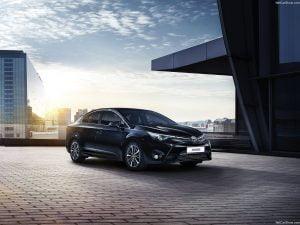 Estonia Car sales in Q1 2016
