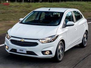 Latin America best selling car