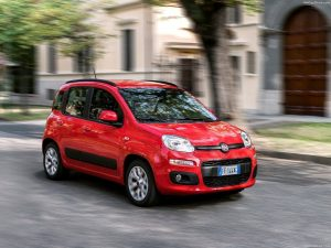 Italian best selling cars