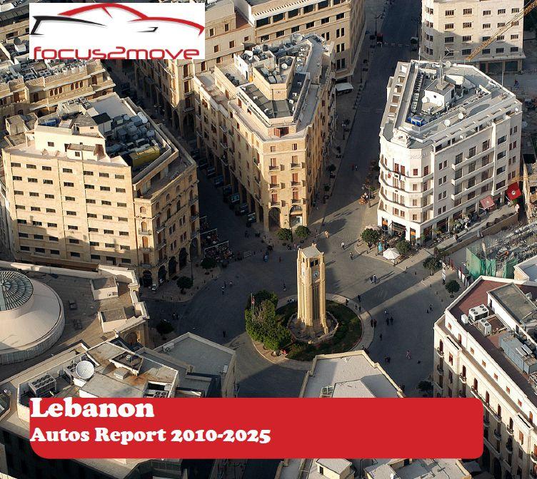 Lebanon autos