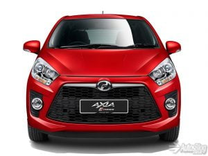 Malaysia best selling cars