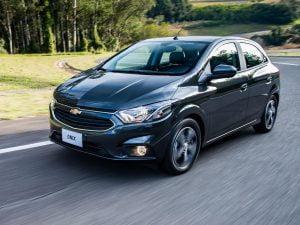 Brazil best selling cars