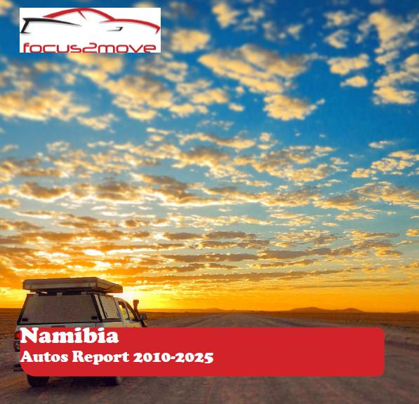Namibia vehicles sales