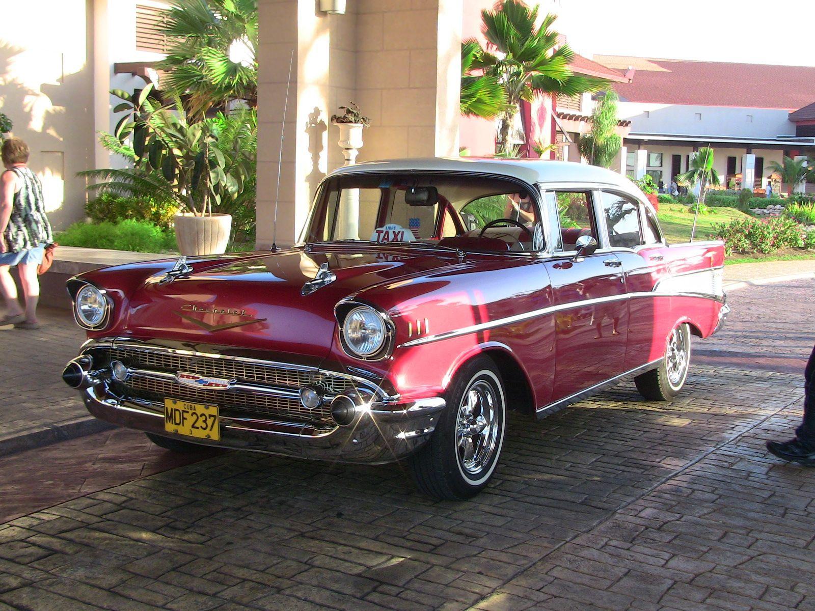 Cuba vehicles
