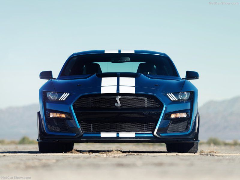 Best Selling Cars 2020 Ford Mustang_Shelby_GT500 2020 | https://focus2move.com